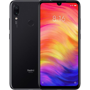 Xiaomi Redmi Note 7 3/32GB (черный)